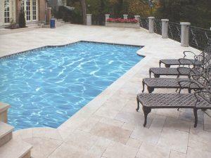 contours de piscines dans wesmount